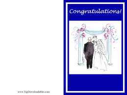 free wedding cards congratulations free printable wedding card templates