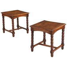 French Country Side Table - pair of french country side tables 1920s ref 15086 french