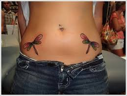 35 cute and dragonfly tattoo designs