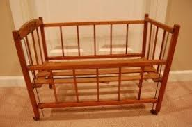 baby cribs with wheels foter