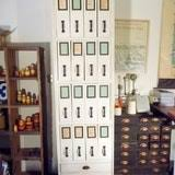 Vintage Pharmacy Cabinet Vintage Cabinet Styles Collectors Apothecary Dentists