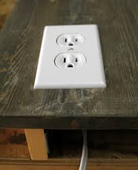 turtles and tails diy a built in extension outlet