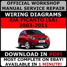 kia car service u0026 repair manuals ebay