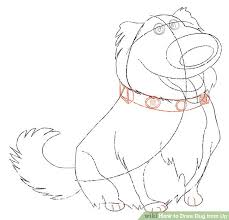 draw dug 7 steps pictures wikihow