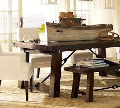 dining table set rustic rustic solid wood dining table chair set