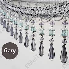 Beaded Fringe For Curtains Fringe Leggings Picture More Detailed Picture About 130m Lot