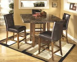 dining room table square home deco plans