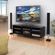 How High To Mount 50 Inch Tv On Wall Tv Stands Ameriwood Home Galaxy Tv Stand With Mount For Tvs Up