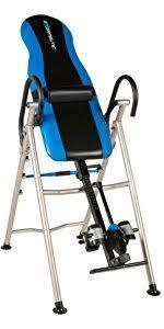 ironman gravity 4000 inversion table amazon com ironman fitness gravity 4000 highest weight capacity
