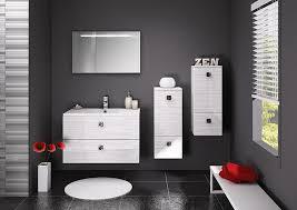 meuble de salle de bain avec meuble de cuisine meuble simple vasque 90cm sérigloss blanc série loft discac salle