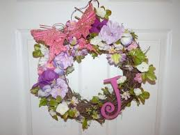 flower wreath diy decor flower wreath