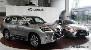 lexus car indonesia lexus indonesia resmi hadirkan gs200t dan lx570 terbaru