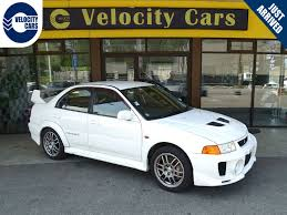used mitsubishi lancer for sale 1998 mitsubishi evolution evo 5 125k u0027s turbo 4wd manual for sale