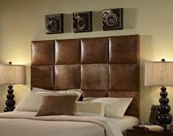 Leather Bed Headboards Furnishing Projects For Luxury Real Estate Developers Hotel