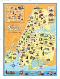 New York Borough Map by Random Notes Geographer At Large Unconventional Yet Informative