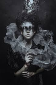 Black And White Halloween Makeup Ideas Best 25 Dark Fantasy Makeup Ideas On Pinterest Dark Halloween
