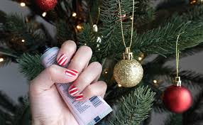 a val label blog archive diy christmas nail art