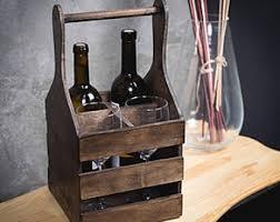 tabletop wine rack etsy