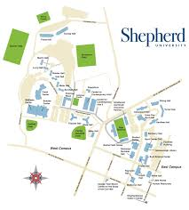 Student Center Floor Plan by Shepherd University Potomac Place
