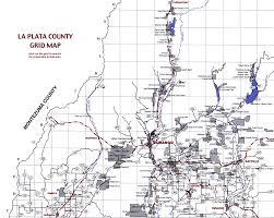 Colorado Counties Map La Plata County Colorado Map Image Gallery Hcpr