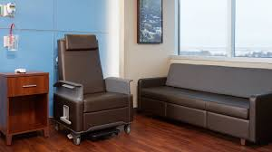 Hospital Couch Bed Methodist Richardson Center Improves Space Steelcase