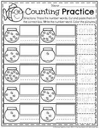 108 best kindergarten worksheets images on pinterest molde