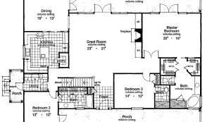 2500 Sq Ft Ranch Floor Plans Simple 2500 Sq Ft Ranch House Plans Placement House Plans 45512