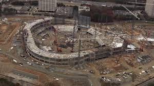 Atlanta Braves Parking Map by Braves Address Traffic Concerns Around New Stadium Wsb Tv