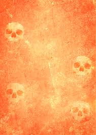 free skull halloween background by yaudio on deviantart