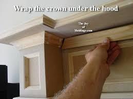 Make A Fireplace Mantel by 11 Fireplace Mantel 102 How To Make Hood Crown Molding The Joy