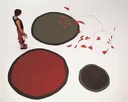 Round Modern Rug by Modern Rugs In 2015 Others Beautiful Home Design