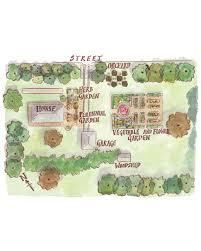 New York Botanical Garden Map by Planning Your Vegetable Garden Martha Stewart