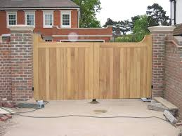 cool driveway wood gates plans for gate good looking san diego and