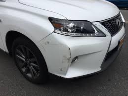lexus hs 250h bumper how much to repair this damage to bumper clublexus lexus