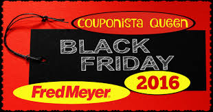 fred meyer black friday ad 2016 couponista saving