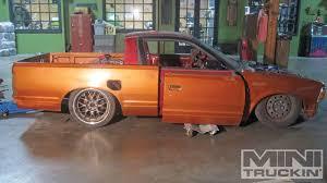 nissan pickup drift 1986 nissan 720 drift core go ez mini truckin u0027 magazine