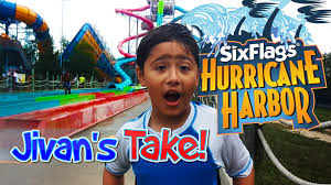 Six Flags Hurricane Harbor Texas Coupons Six Flags Hurricane Harbor Rides And Water Slides Youtube