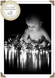 10 easy christmas photo ideas for baby to do at home babble