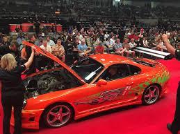 box car toyota paul walkers u0027 car in fast u0026 furious 1 sells for 185 000 at