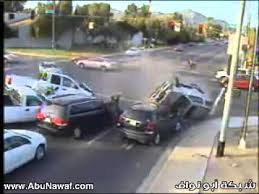 what is considered running a red light car accident because running on red light youtube
