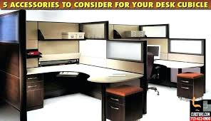 Office Desk Accessories Ideas Office Desk Accessories Ideas Cubicle D Obakasan Site