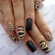 nail art trends fall winter for french manicure 2018