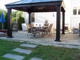 landscaping ideas with a pavilion best way to get the perfect