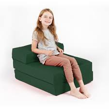 folding mattress sofa single fold out block foam z bed sofabed guest chair bed folding
