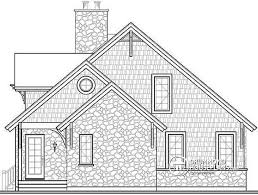 ski chalet house plans house plan w2957a detail from drummondhouseplans com