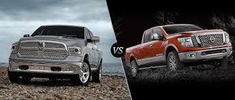 nissan titan interior 2016 2016 ram 1500 laramie quad cab vs 2016 nissan titan xd