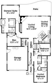 home plans homepw76422 2 454 square feet 4 bedroom 3 high resolution house plans 1 story 6 one story victorian house