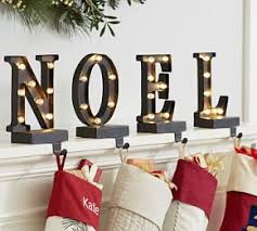 christmas stockings sale alphabet stocking holders pottery barn