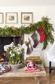 Christmas Decoration Ideas Fireplace 100 Country Christmas Decorations Holiday Decorating Ideas 2017