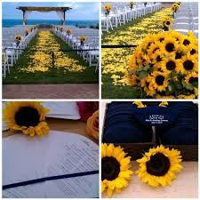 sunflower wedding favors mosaicjuly7 2 jpg
